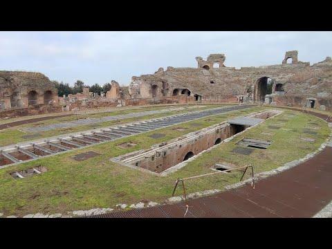 Amphitheatre Of Capua, Santa Maria Capua Vetere, Caserta, Campania, Italy, Europe