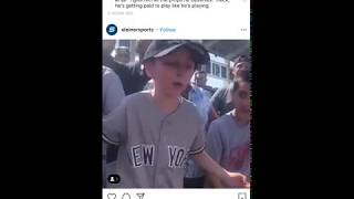 Yankees Fan Reacts to Manny Machado Signing with Padres