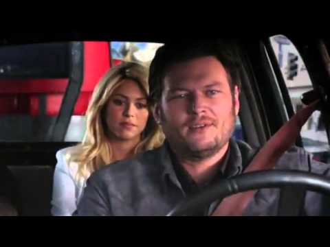 The Pickup   The Voice (Shakira , Usher , Blake  Adam Levine)