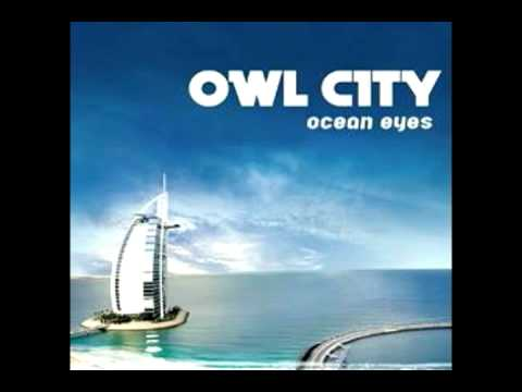 Owl city - On the wing [ocean eyes version]