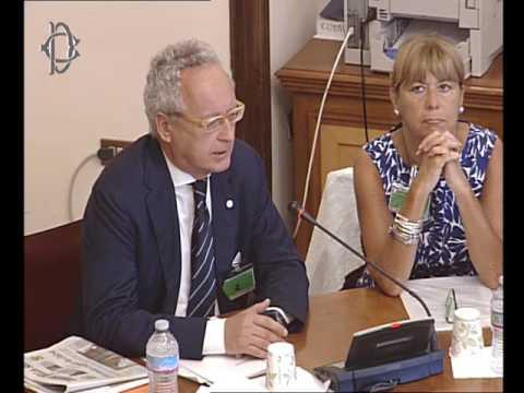 Roma - Audizioni sull'istituzione di un'Agenzia nazionale antidoping (27.07.16)