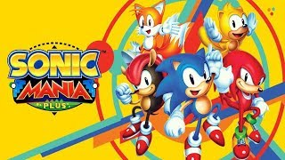 Sonic MS Mania Plus Stream