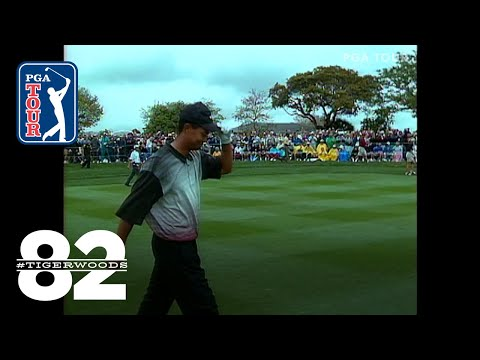 Tiger Woods wins 2000 Bay Hill Invitational Chasing 82