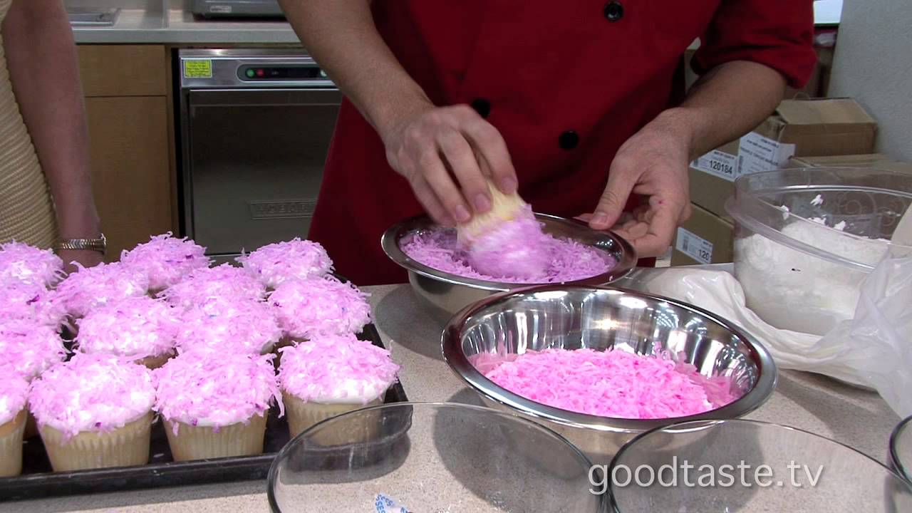 Goodtaste Tv Catch This Easter Bunny Cupcake Cake Youtube