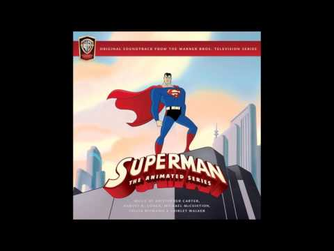 Superman: Father's Day. Musica: Shirley Walker