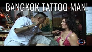 A Tattoo Man in Bangkok who can help you with Magical Protection thumbnail