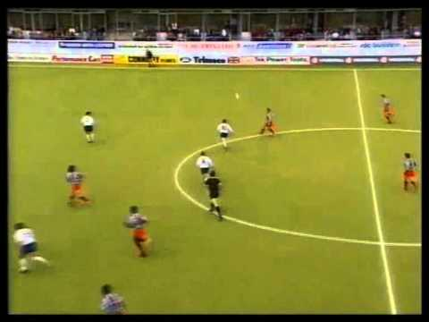 Luton Town 2-0 Derby County (1991) - Mick Harford's deliberate own goal