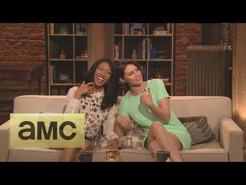 Sonequa MartinGreen on Bob Stookey: Episode 413: Talking Dead