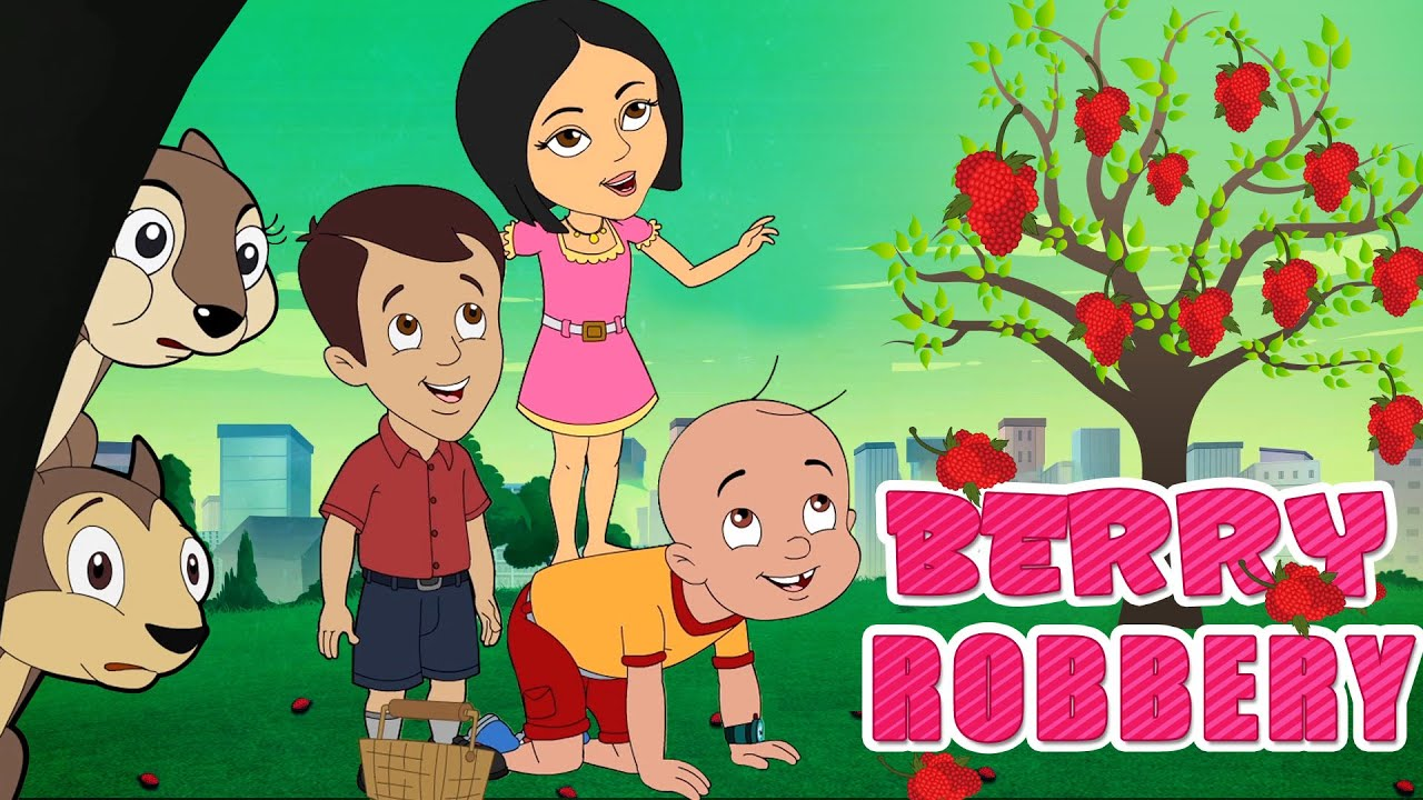 Download Mighty Raju - Berry Robbery | Cartoons for Kids in Hindi | Fun Kids Videos