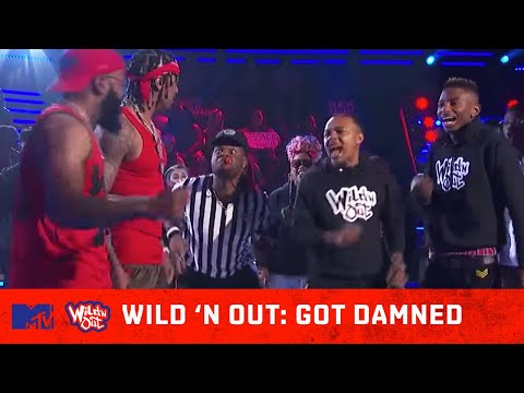 Nick Cannon & Chico Bean Take Down Bow Wow & Funny Mike 😂 | Wild N Out | #GotDamned