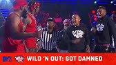 Nick Cannon &amp Chico Bean Take Down Bow Wow &amp Funny Mike 😂Wild &#39N Out#GotDamned