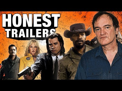 Maz - How Many Tarantino Films Are There? The Honest Trailer Reveals It!