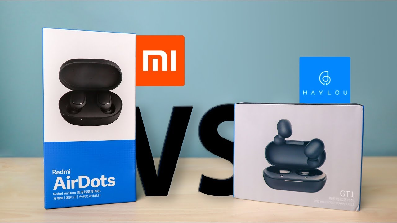 Watch This Before You Buy Redmi AirDots! - Xiaomi vs Haylou GT1 FULL Comparison!