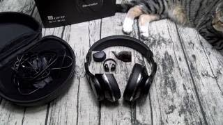 Bluedio UFO Faith Series Wireless Over Ear Headphones