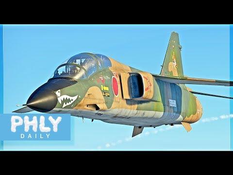 T-2K Japanese Super Sonic JET + Radar +Aim-9E's (War Thunder Gameplay)