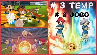 ☠ Inazuma GO Strikers 2013 ☠ 3º TEMPORADA # 8 JOGO