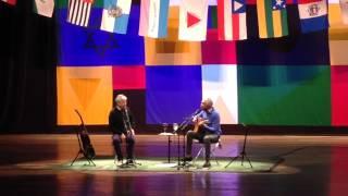 Caetano Veloso e Gilberto Gil - Filhos de Gandhi (Curitiba, 2015)