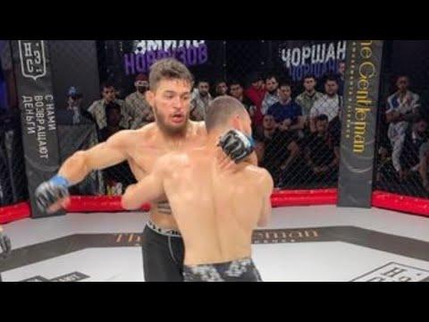 Полное видео Пираев vs Раисов на Правде. Кадр боя Чоршанбе с Эмилем Наврузовым