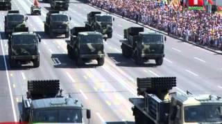 Военный парад и спортивно молодежное шествие посвященные Дню Независимости Республики Беларусь Дню Р(, 2013-09-20T17:31:29.000Z)