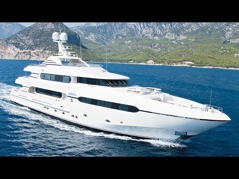 Sunrise Yachts - 45m Africa
