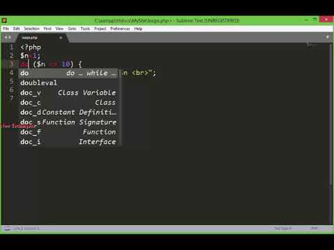 PHP Tutorial For Beginners  5 # PHP Foreach Loop