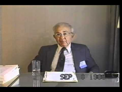 ALI Audiovisual History - Homer Kripke