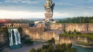 Download Video GWK: Garuda Wisnu Kencana Cultural Park Bali MP3 3GP MP4