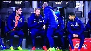 Даниэле де Росси вскрыл все проблемы сборной Италии