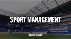 What Is Sport Management?