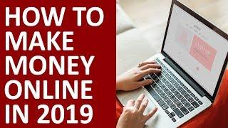 Easy way to earn money online in 2019 - business ideas