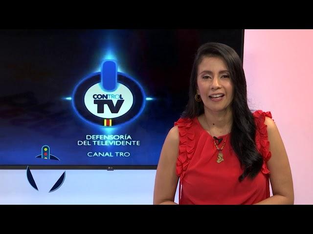 ¿Cómo narrar en medios de comunicación hechos de violencia? Control TV