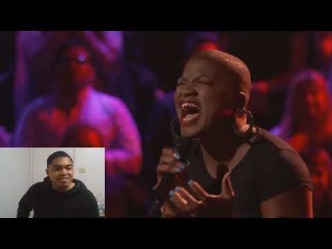 The Voice Janice Freeman Knockouts - I'm Going Down (Reaction Video)
