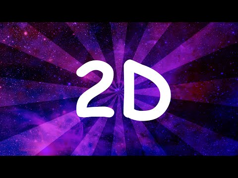 2D to 3D!