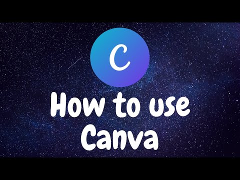 How To Use Canva - Photo Editor