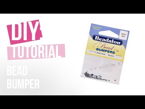 Schmuck machen: Beadalon Bead Bumpers ♡ DIY