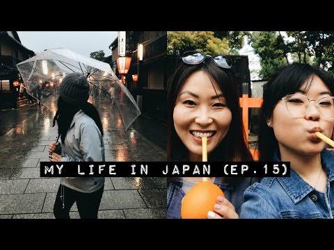 Going To Kyoto!!!!!!!!!!! ⛩🍊| Japan Vlog (Ep.15)