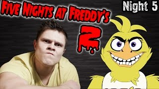 ДА ОНИ ЗАДОЛБАЛИ Five Night at Freddy s 2 НОЧЬ 5