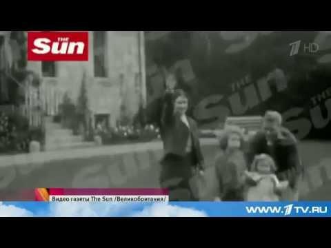 Запрещенное видео во всем мире из детства королевы Англии Елизаветы II