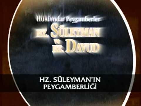 HZ SULEYMAN  HZ DAVUD