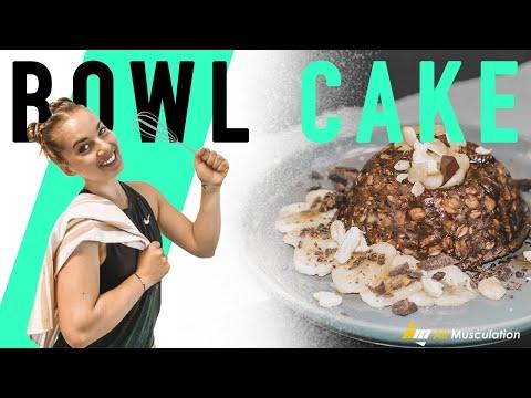 #recetteallmuscu-bowl-cake-👩🏼🍳🌾
