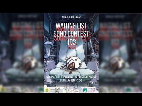 Waiting List Song Contest 103  Recap