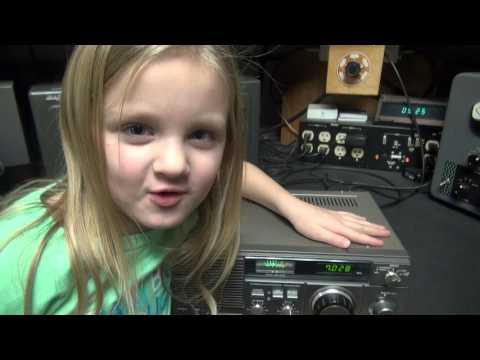 Shortwave Girl Presents Kenwood R 600 Ham Communications Receiver
