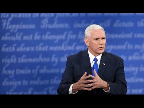 Mike Pence Doesn