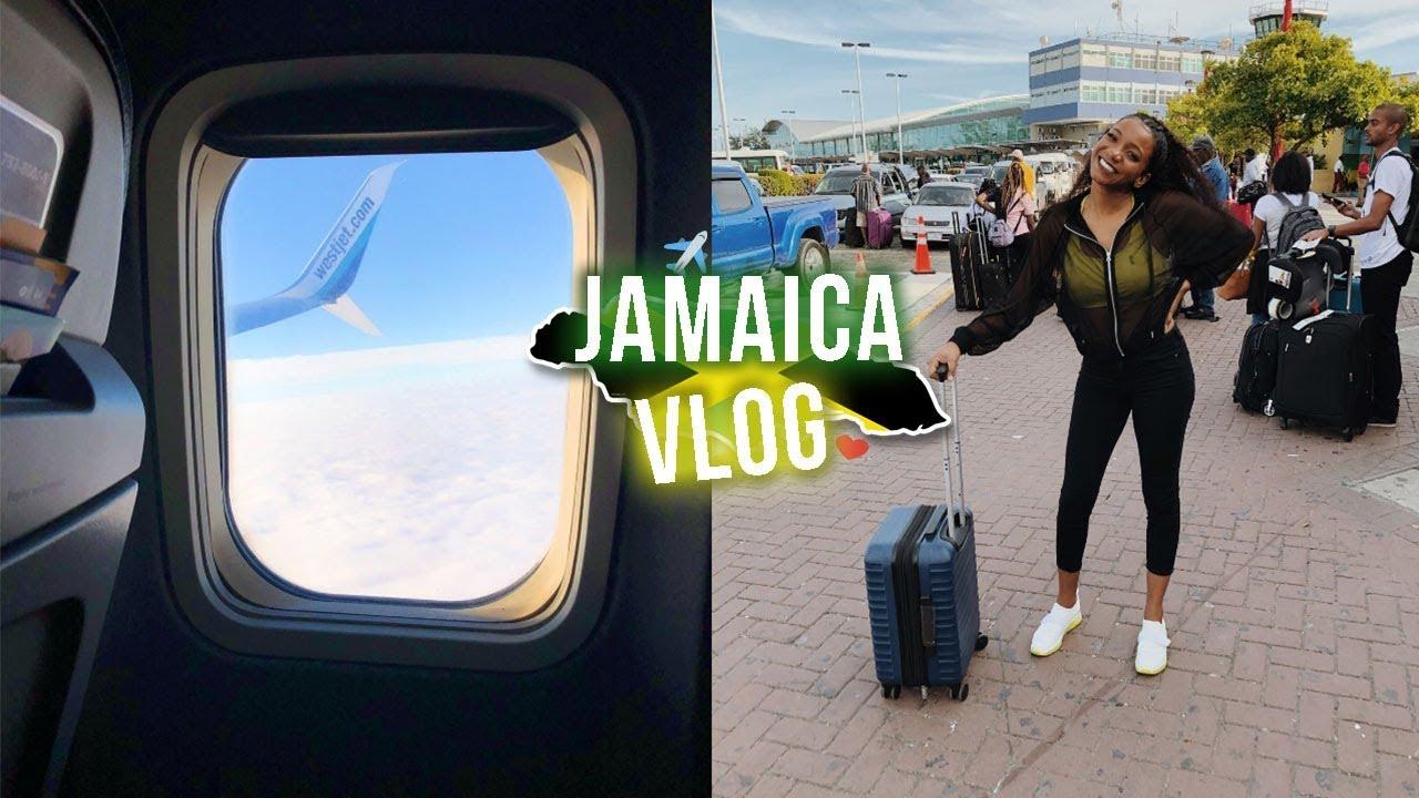 FOLLOW ME TO JAMAICA FOR CHRISTMAS (VLOG) | Annesha Adams