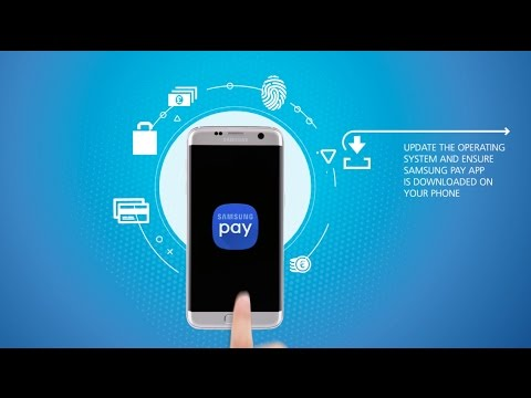 "Setting up Samsung Pay for Emirates NBD Cards إعداد ""سامسونج باي"" مع بطاقات بنك الإمارات دبي الوطني"