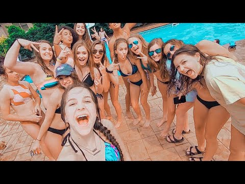 last day of school huge pool party !!! from YouTube · Duration:  8 minutes 20 seconds