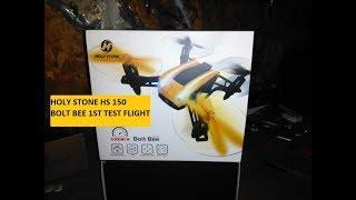 HOLY STONE HS150 BOLT BEE FIRST FLIGHT TEST