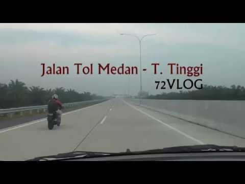 Jalan Tol Medan - Tebing Tinggi Diresmikan | 72VLOG