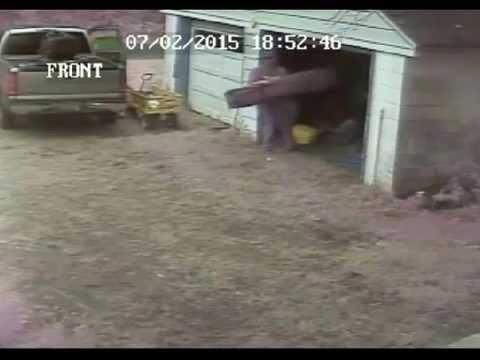 Concord Pond Georgetown DE Break-in the following day 7 2 2015