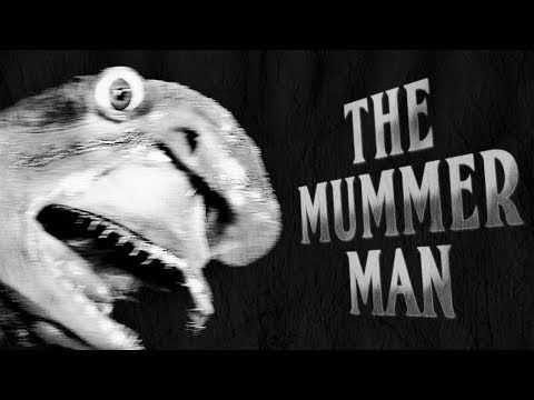 """""""The Mummer Man"""" by David Sharrock ― performed by Miguel Martin (horror fiction)"""